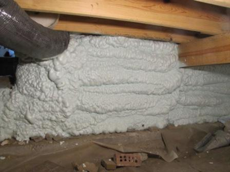 Crawl Space Foam